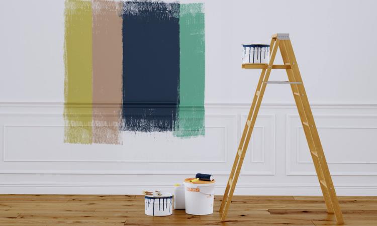 Consejos a la hora de pintar tu casa.