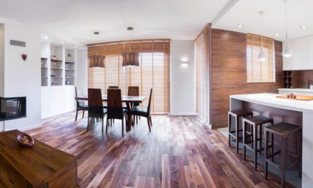 Ventajas de unir espacios en la vivienda.