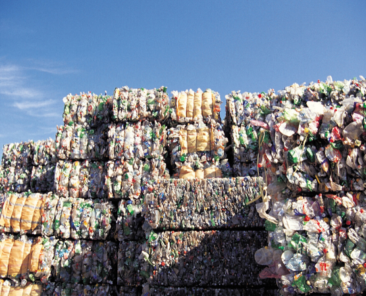 Los materiales de construcción más reciclables