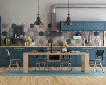cocinas de color